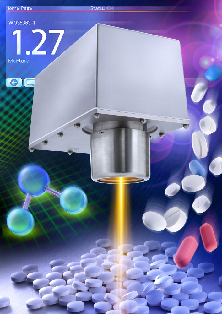 PH710e Pharma - end point determination of moisture