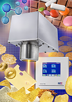 MM710e Food Industry; online moisture, fat & protein measurement