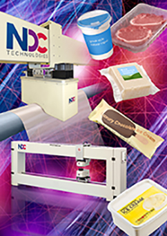 NDC Extrusion Web Gauging Systems